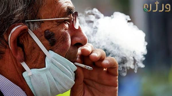 تأثیر سیگار بر انتقال ویروس کرونا