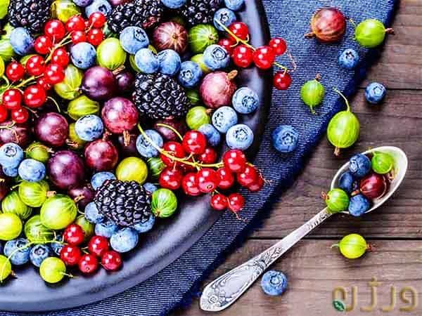 میوه های گرمسیری