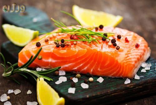 ماهی و امگا۳ و تأثیر آن بر بیماری ام اس