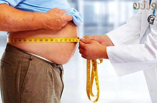 اندازه گرفتن دور کمر فرد چاق و نقش آن در سرطان پروستات