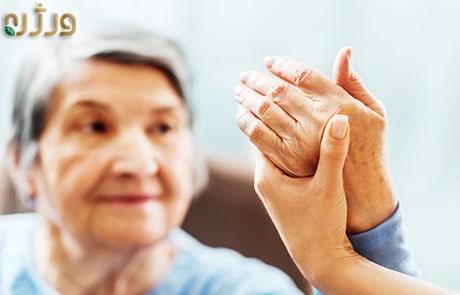 ضعف دست و پا در بیماری مالتیپل اسکلروزیس