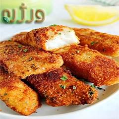 ماهی سوخاری با خمیر مخصوص