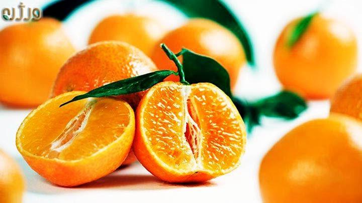 نارنگی و پرتقال